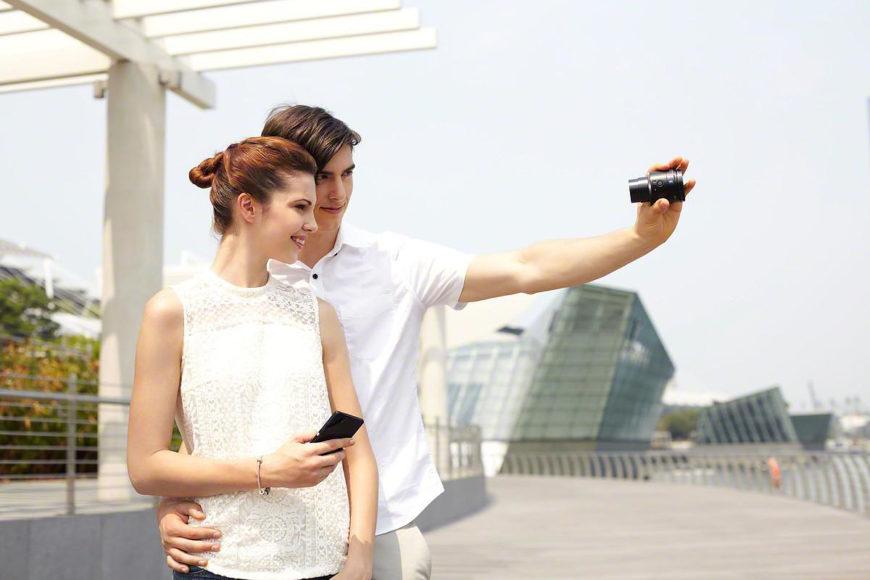 Φακοί για Smartphone Sony QX10 / QX100 τα κινητά γίνονται DSLR.