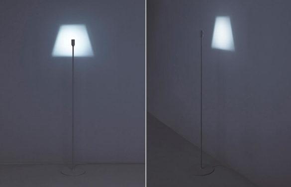 LIGHT Minimalist Lamp by Studio YOY