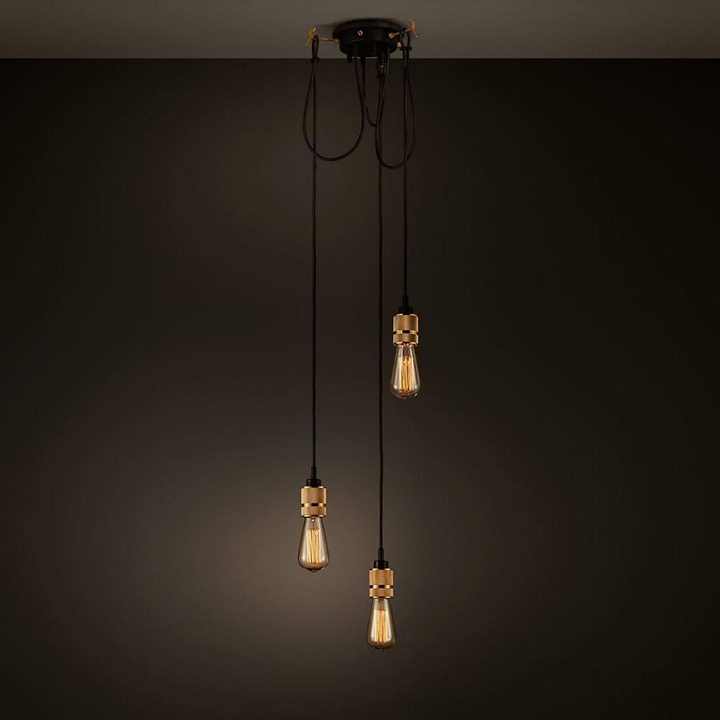 Buster & Punch British Industrial Design Lighting Fixtures.