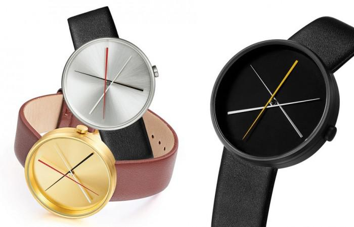 Crossover wrist watch by Denis Guidome Projects Watches (3)