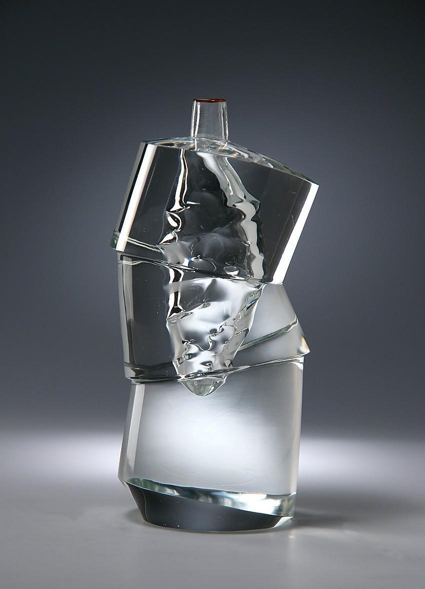 Μοναδικά Γυάλινα Βάζα Murano από τον Yoichi Ohira.