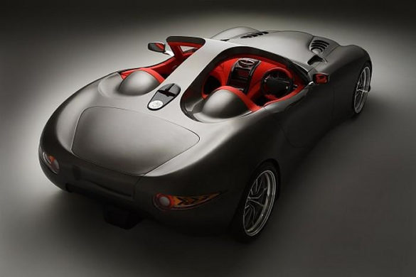 Trident Iceni the Fastest Sports Car With A Diesel Engine