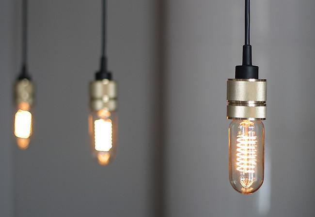 Industrial Design Φωτιστικά των Buster & Punch.