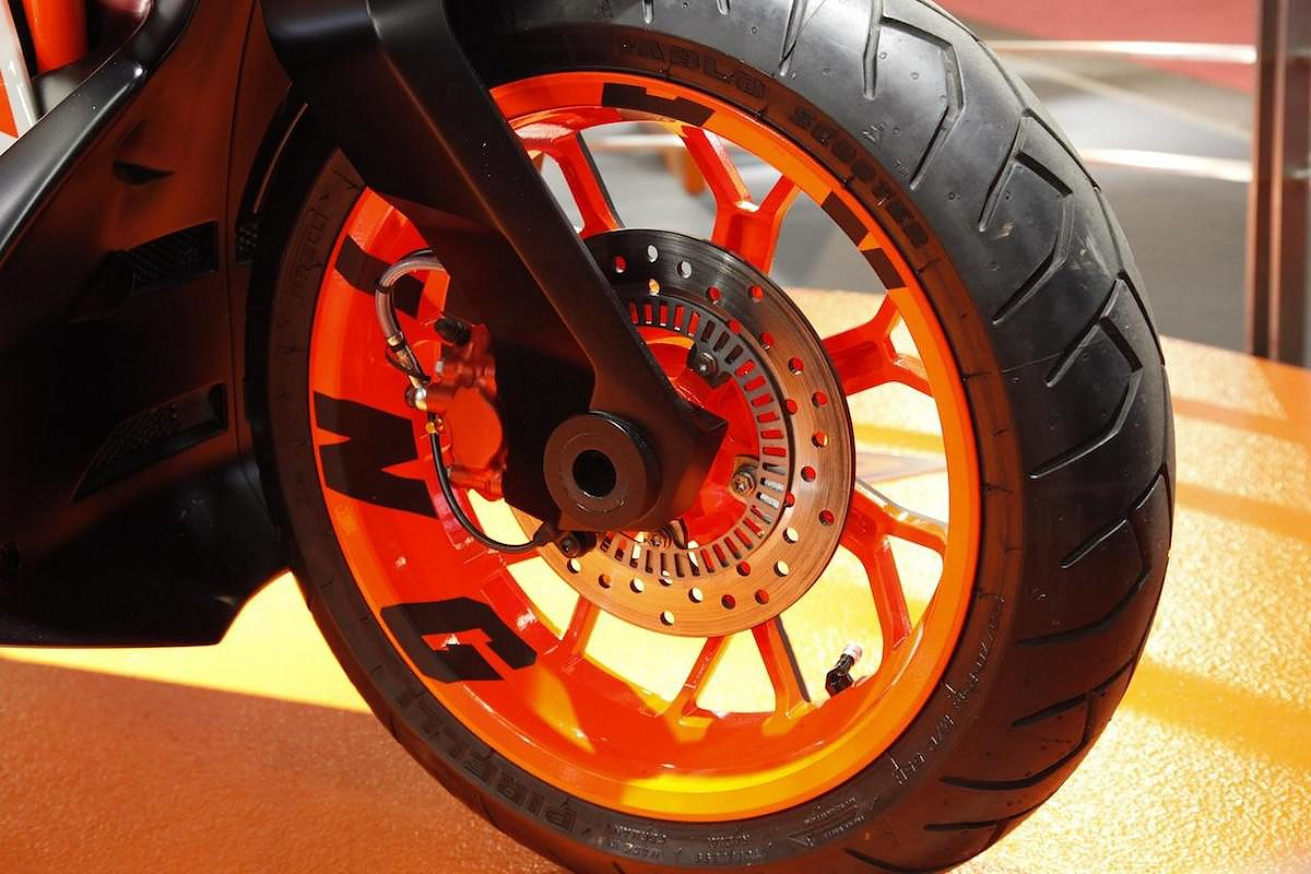 KTM E-SPEED Electric Scooter Concept.