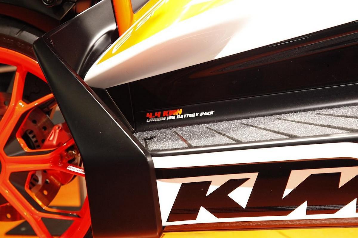 Ηλεκτρικό Scooter KTM E-Speed Concept.