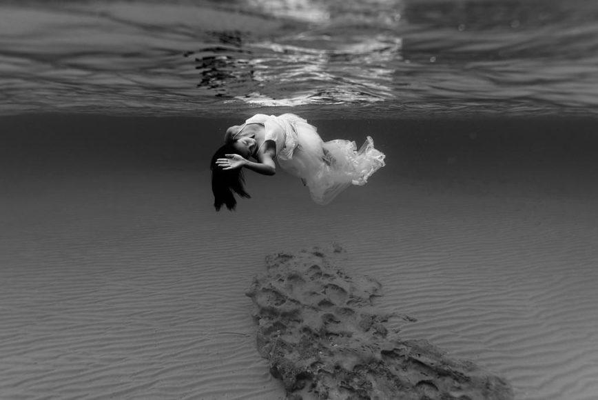Υποβρύχιες Φωτογραφίες του Kurt Arrigo.