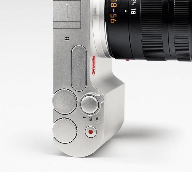 Ψηφιακή Φωτογραφική Μηχανή Leica T System από την Audi Design.