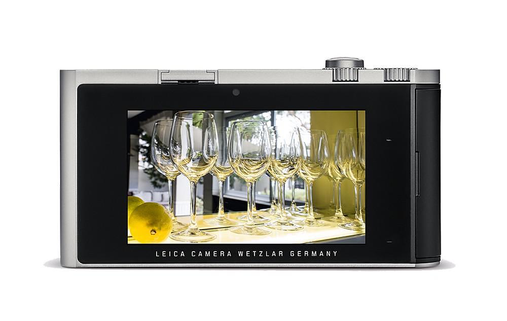 Leica T System Digital Camera by Audi Design.