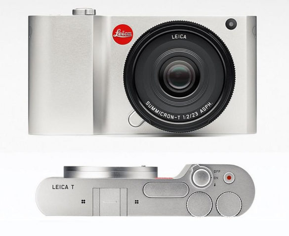 Leica T System Camera by Audi Design
