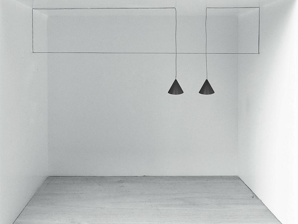 String Lights by Michael Anastassiades for Flos.