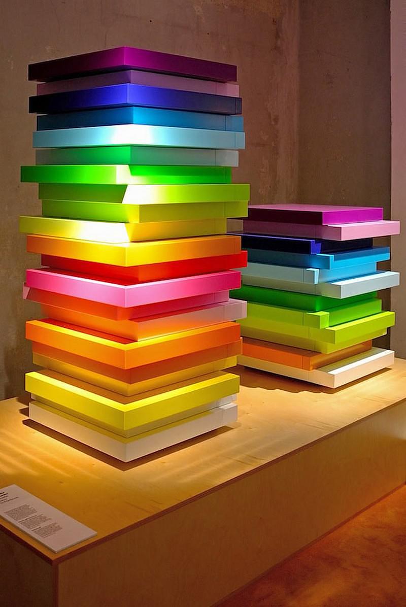 Mille Feuille Storage Units by Emmanuelle Moureaux for Schönbuch.