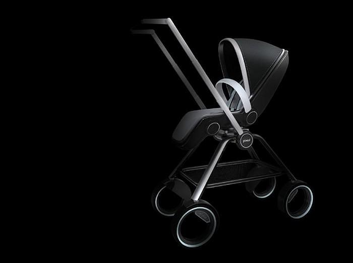 Porsche Design P 4911 Baby Stroller Design Is This