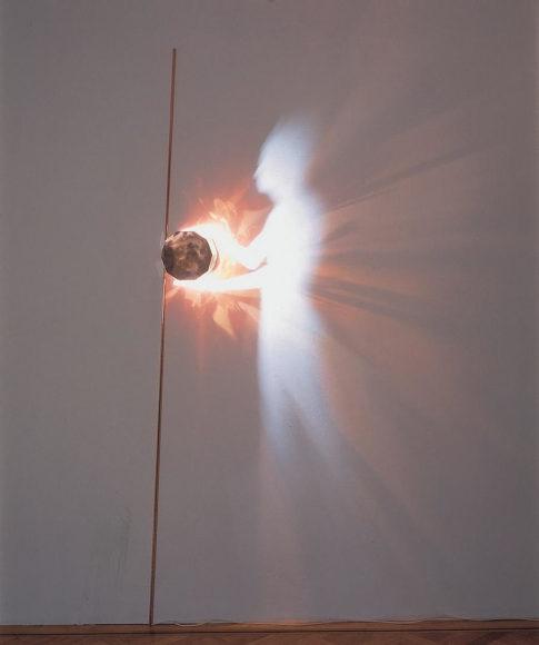 Γλυπτά από σκιές του Fabrizio Corneli.