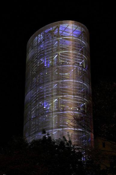 Ο Πύργος των Ανέμων του Toyo Ito.