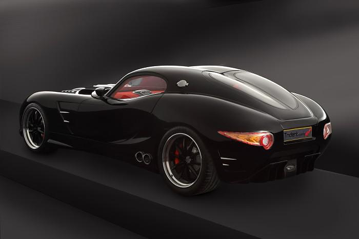 Trident Iceni the World's most Fuel-Efficient and Fastest Diesel Sports Car.