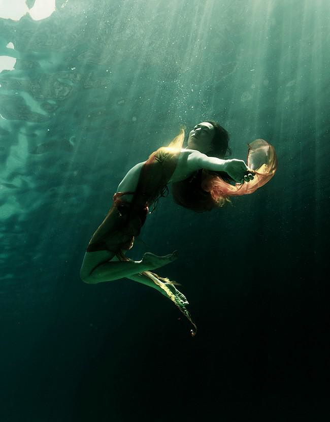 Underwater Photography by Kurt Arrigo.