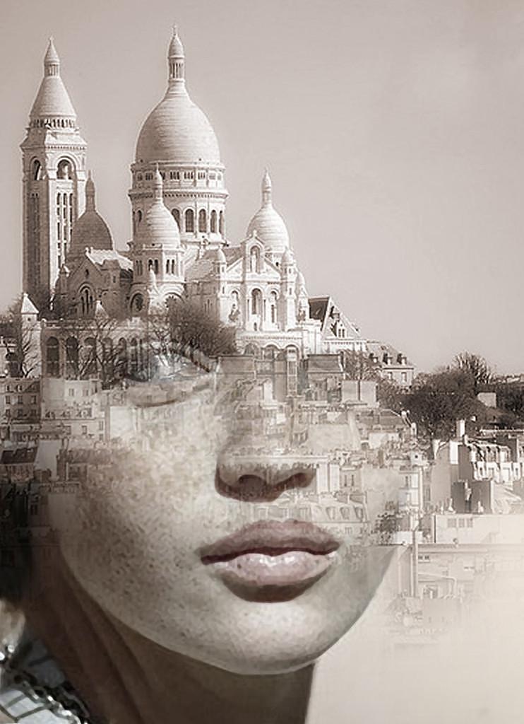 Dream Portraits: Hypnotic Digital Art Portraits by Antonio Mora.