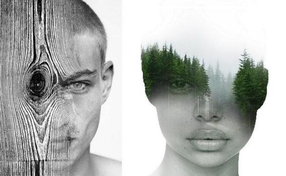 Dream Portraits: Hypnotic Digital Art Portraits by Antonio Mora