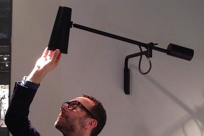 Ντουζιέρα Closer του Diego Grandi για την Zucchetti Kos.