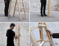 Heaven Ladder By Thomas Bernstrand For Swedese Design