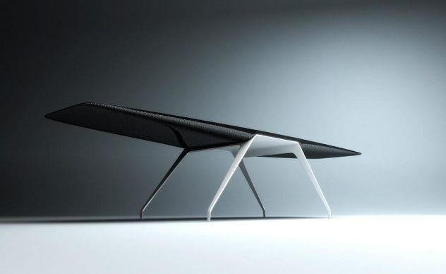 Flight Desk -Tierney Haines Architects