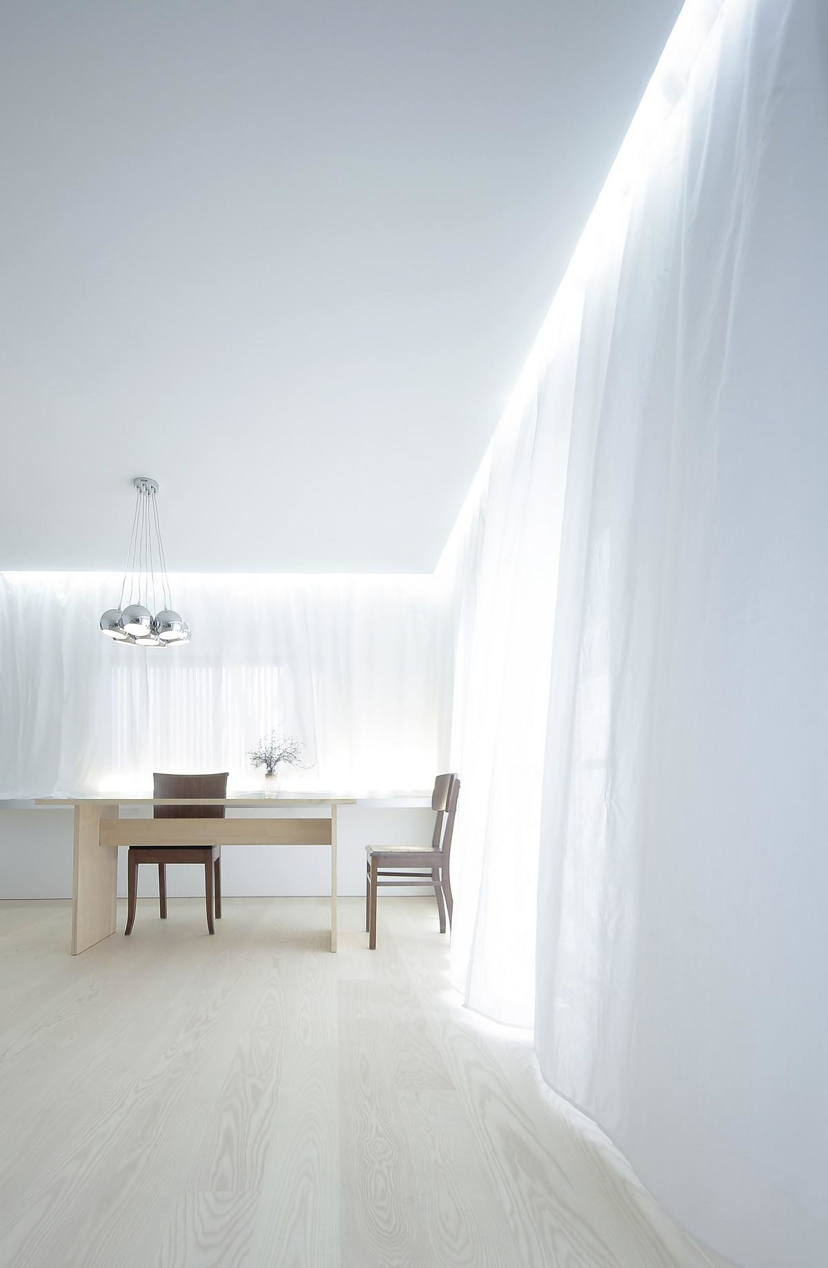 House for Installation by Jun Marata.