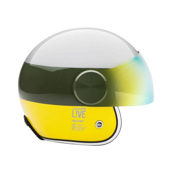 Κράνος για μοτοσυκλέτα & κράνος σκι Lacoste Lab for Lacoste L!VE.