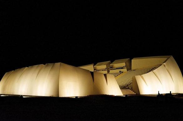 Trancoso Auditorium Valentiny HVP Architects