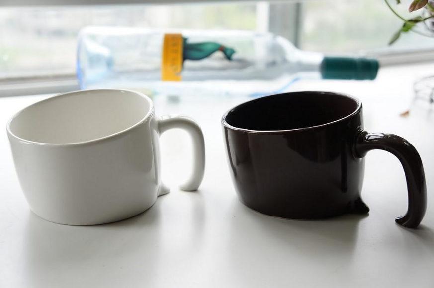 Treasure Mug: η Κούπα που Βυθίζεται στο Γραφείο σας.