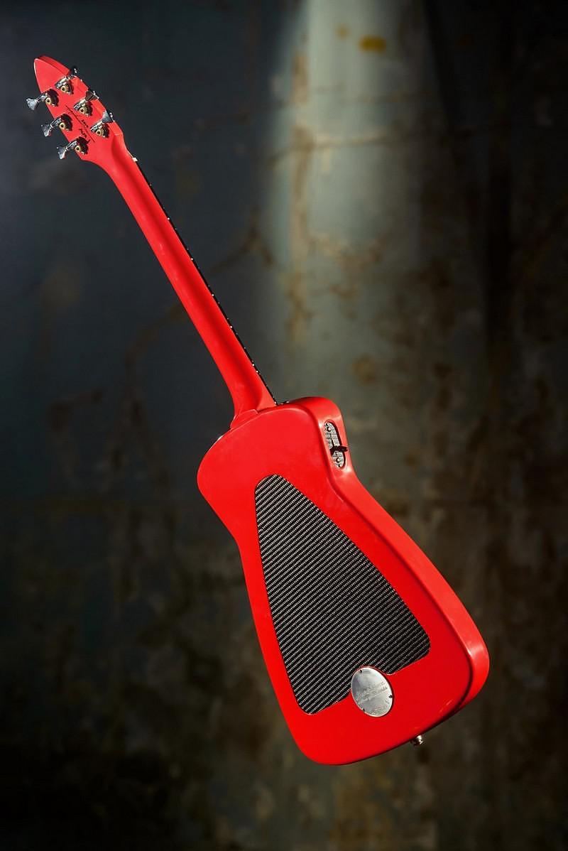 Alfa Romeo Guitar by Harisson Custom Guitar Works.