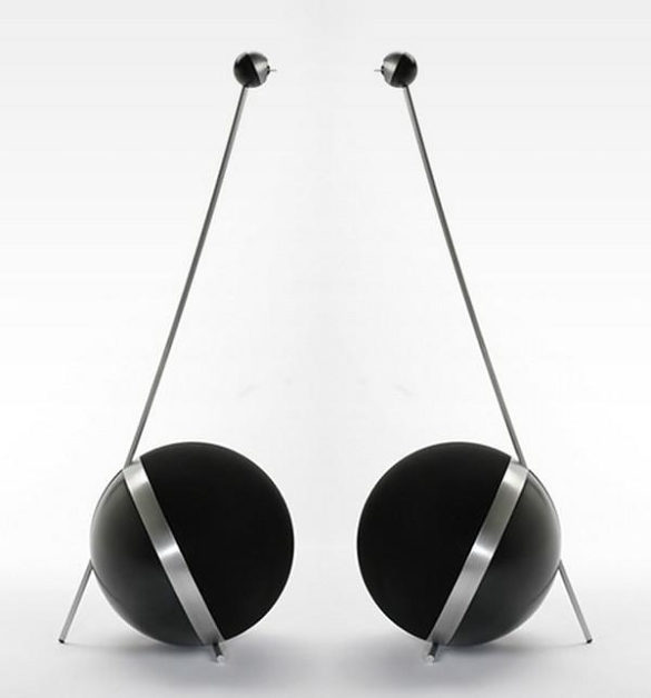 BOSTON Aire Spherical Speaker by MaDe