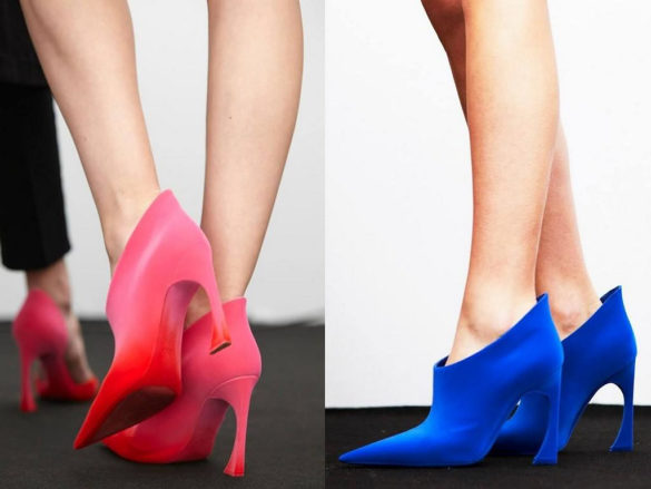 Dior Shoes Paris Fashion Week Fall Winter 2014