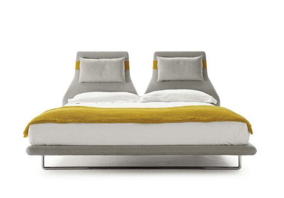 Lazy Night Double Bed cushion Headboard B&B