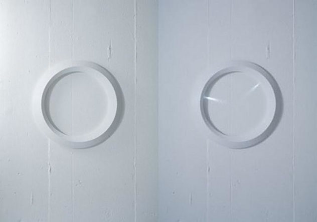 minimal wall clock LED by MILE  (1)