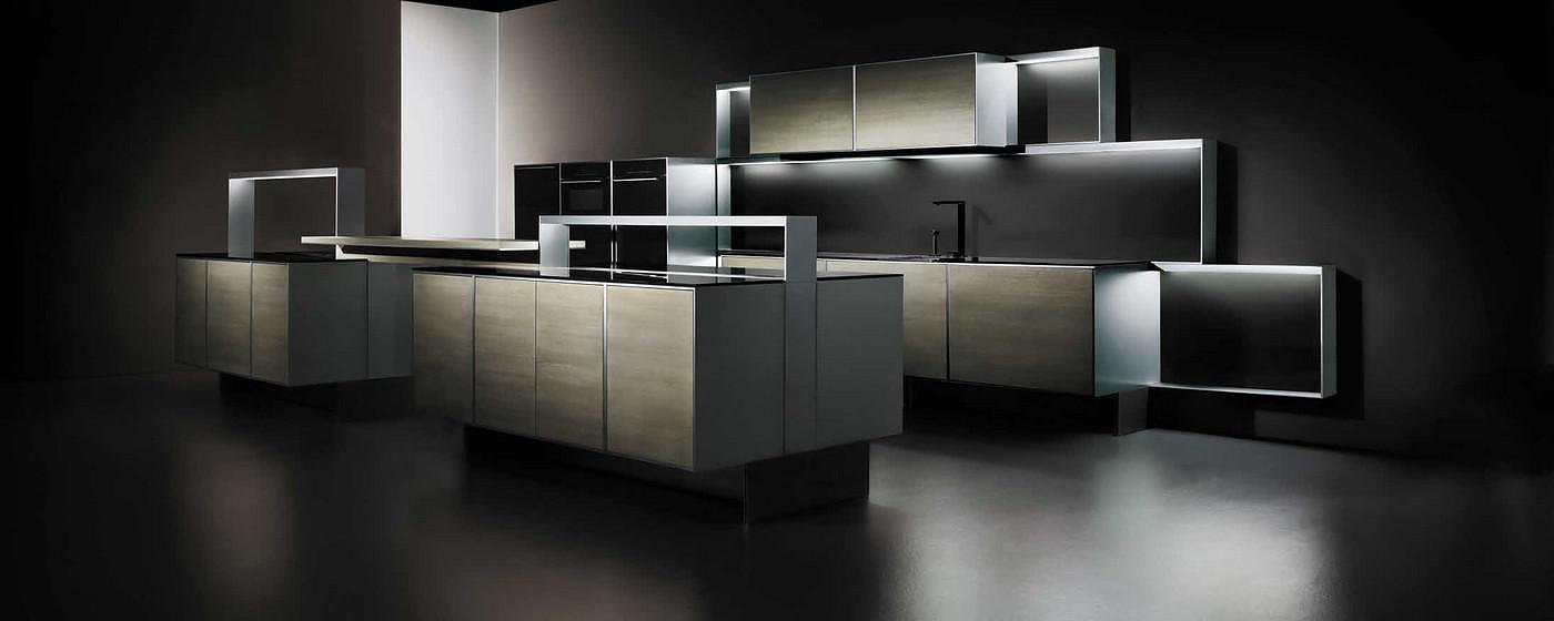 Poggenpohl Porsche Design Kitchen P7340.