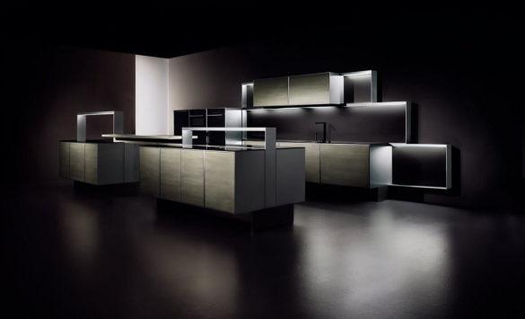 Poggenpohl P7340 Porsche Design Kitchen