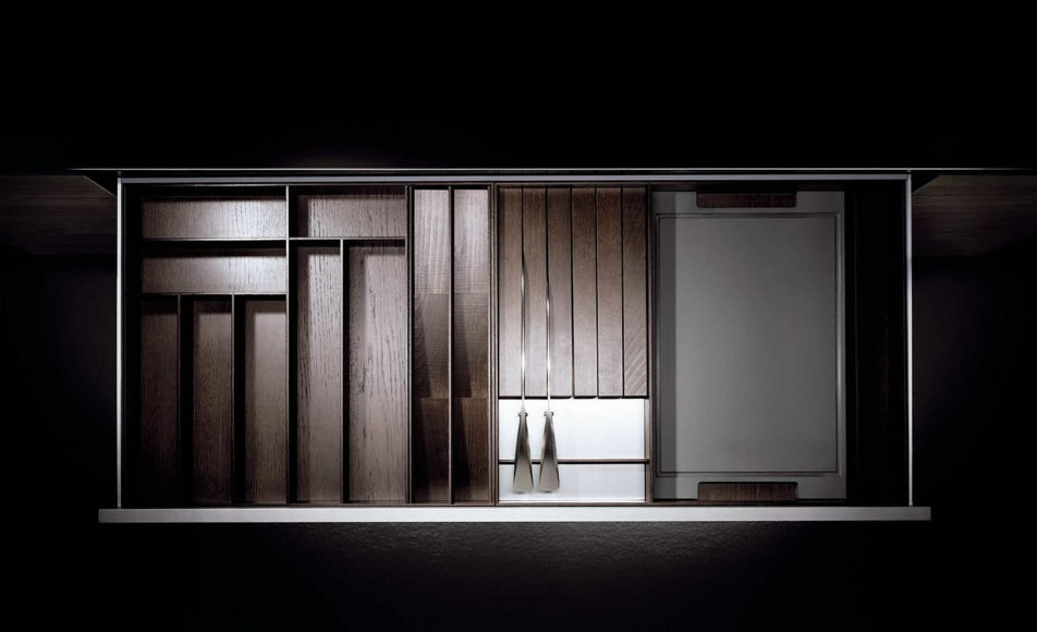 Κουζίνα Porsche Design από την Poggenpohl.