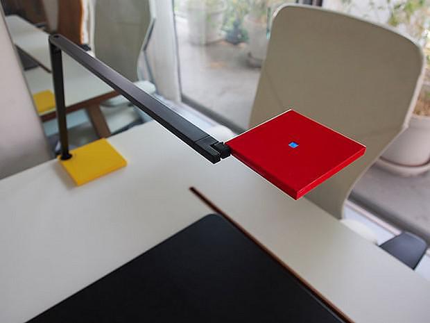 Quattro LED Task Lamp by Robert Sonneman.