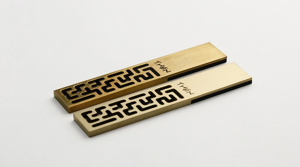 Elegant Traditional Chinese USB Drives by Then Creative.