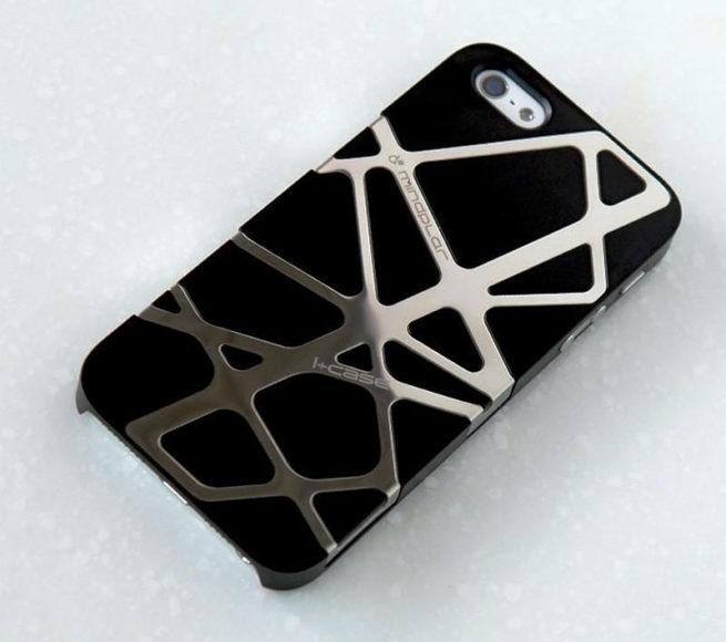 Θήκη για iPhone 5s Trinity της Mindplar.