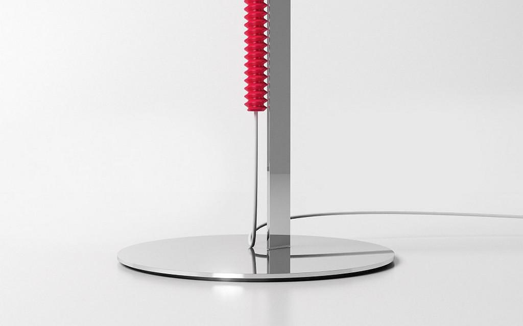 Screw Me Floor Lamp by Jonathan Rowell.