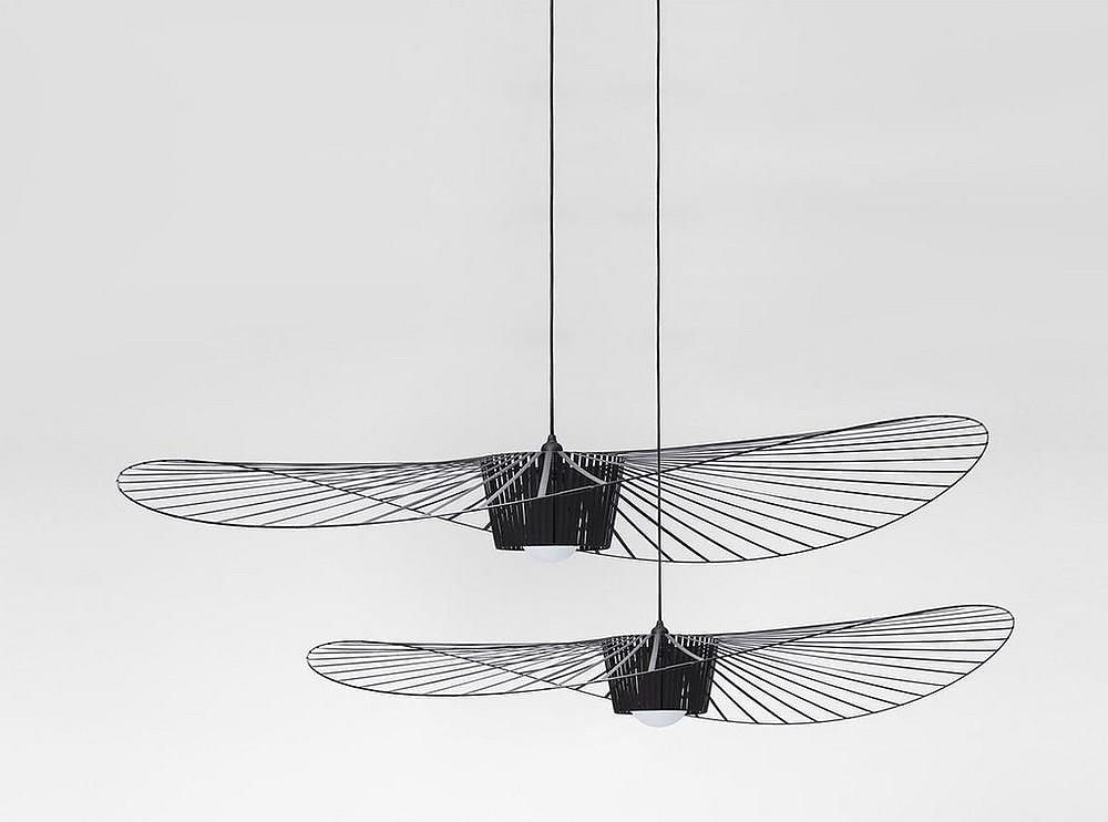Grande Suspension Luminaire Of Vertigo Pendant Lamp By Constance Guisset For Petite Friture