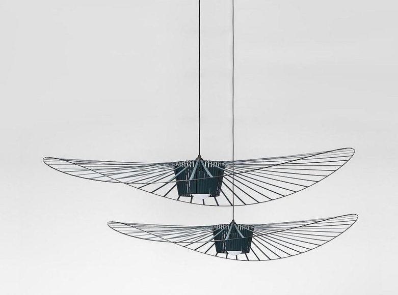 Κρεμαστό Φωτιστικό Vertigo της Constance Guisset για την Petite Friture.