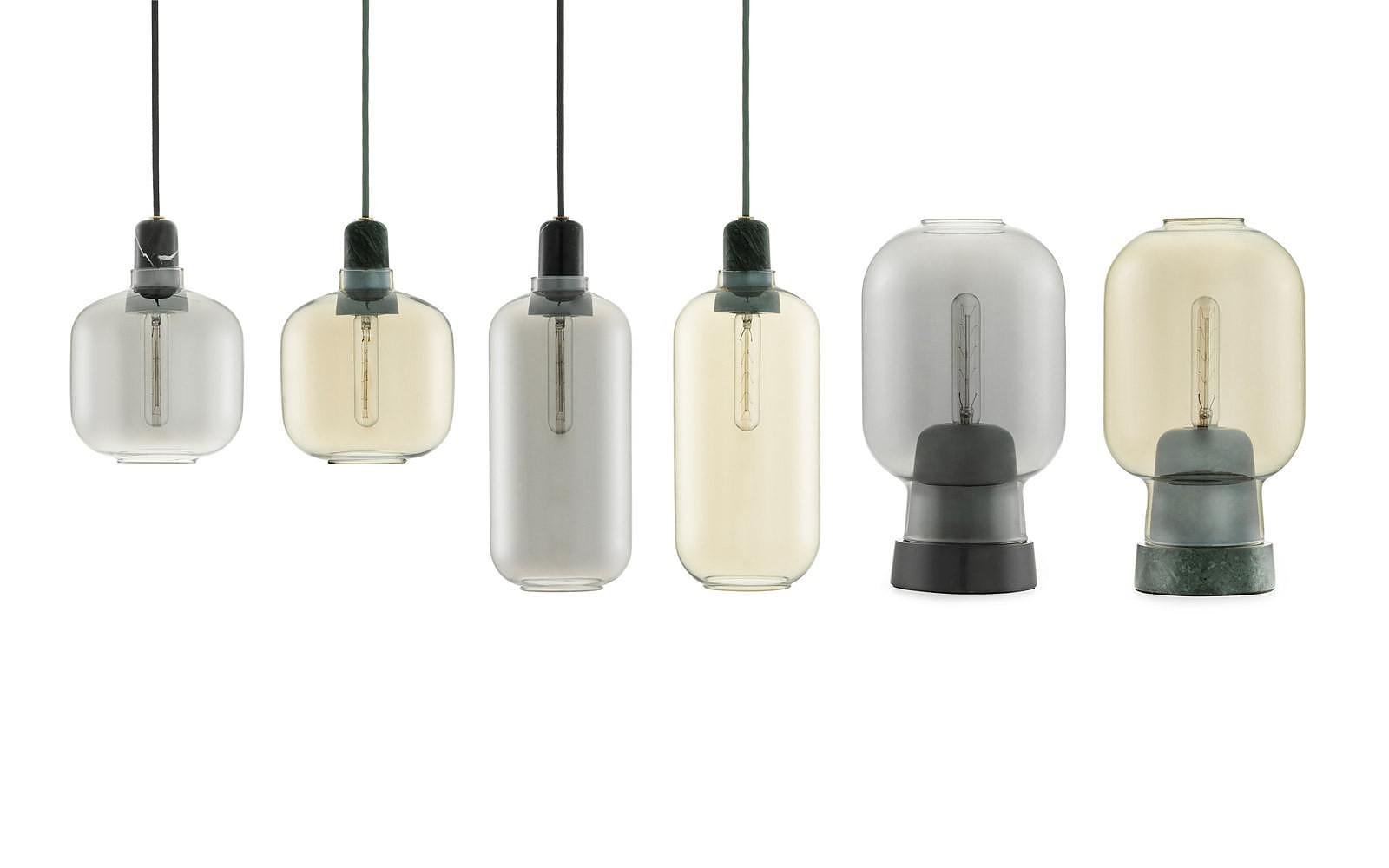 Amp Lamp by Simon Legald for Normann Copenhagen