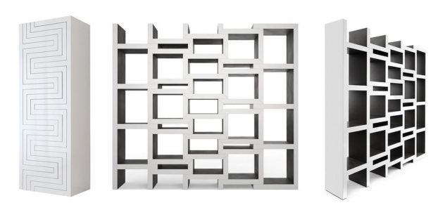 REK a Modular Bookcase by Reinier de Jong
