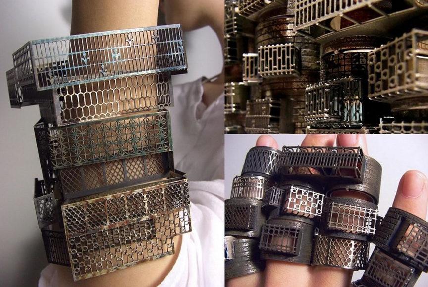 Αρχιτεκτονικά Κοσμήματα Εμπνευσμένα από Μπαλκόνια!