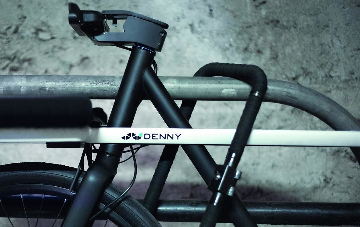 Denny Bicycle the Ultimate Urban Commuter Bike.
