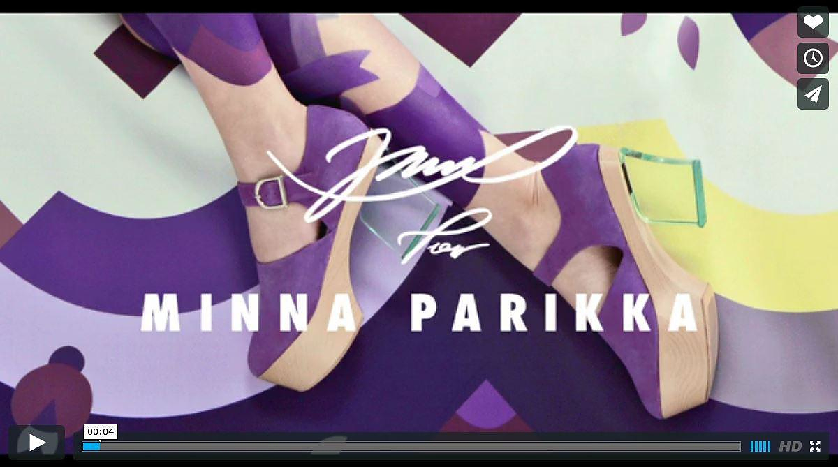 Janine Rewell Χ Minna Parikka Stunning Body Painting Ad Campaign.