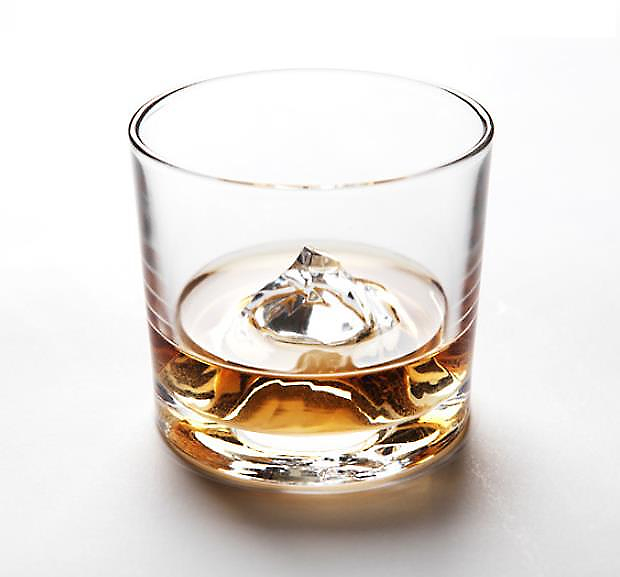 Matterhorn Whiskey Glasses by Tale Design.