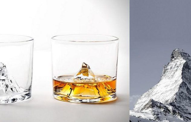 Matterhorn  Whiskey Glasses